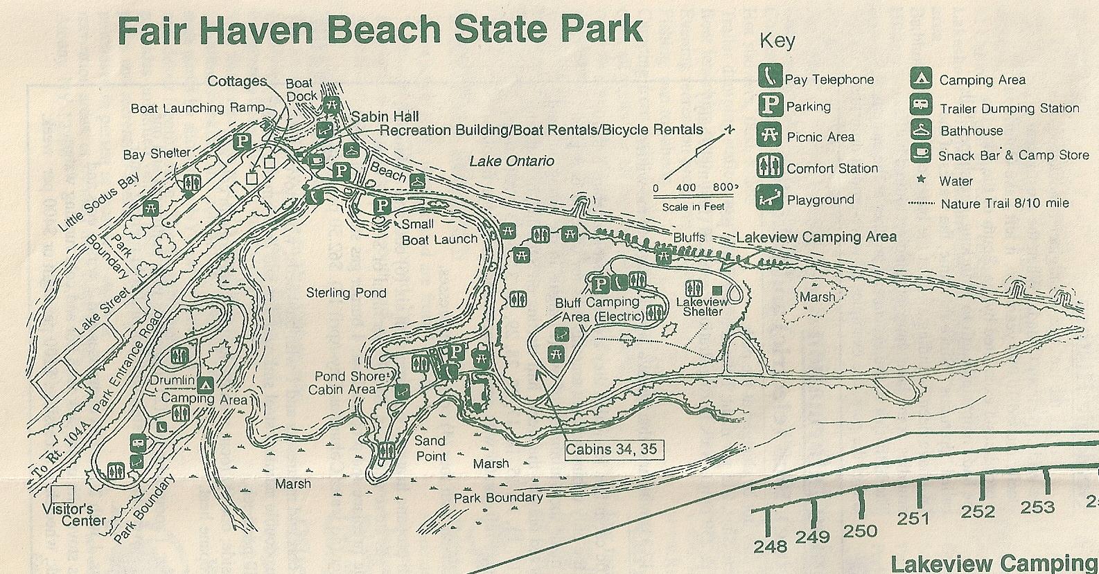 Fair Haven State Park