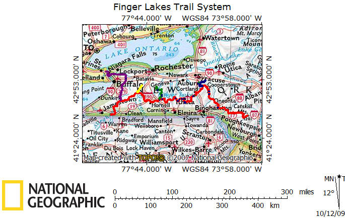 Finger Lakes Trail
