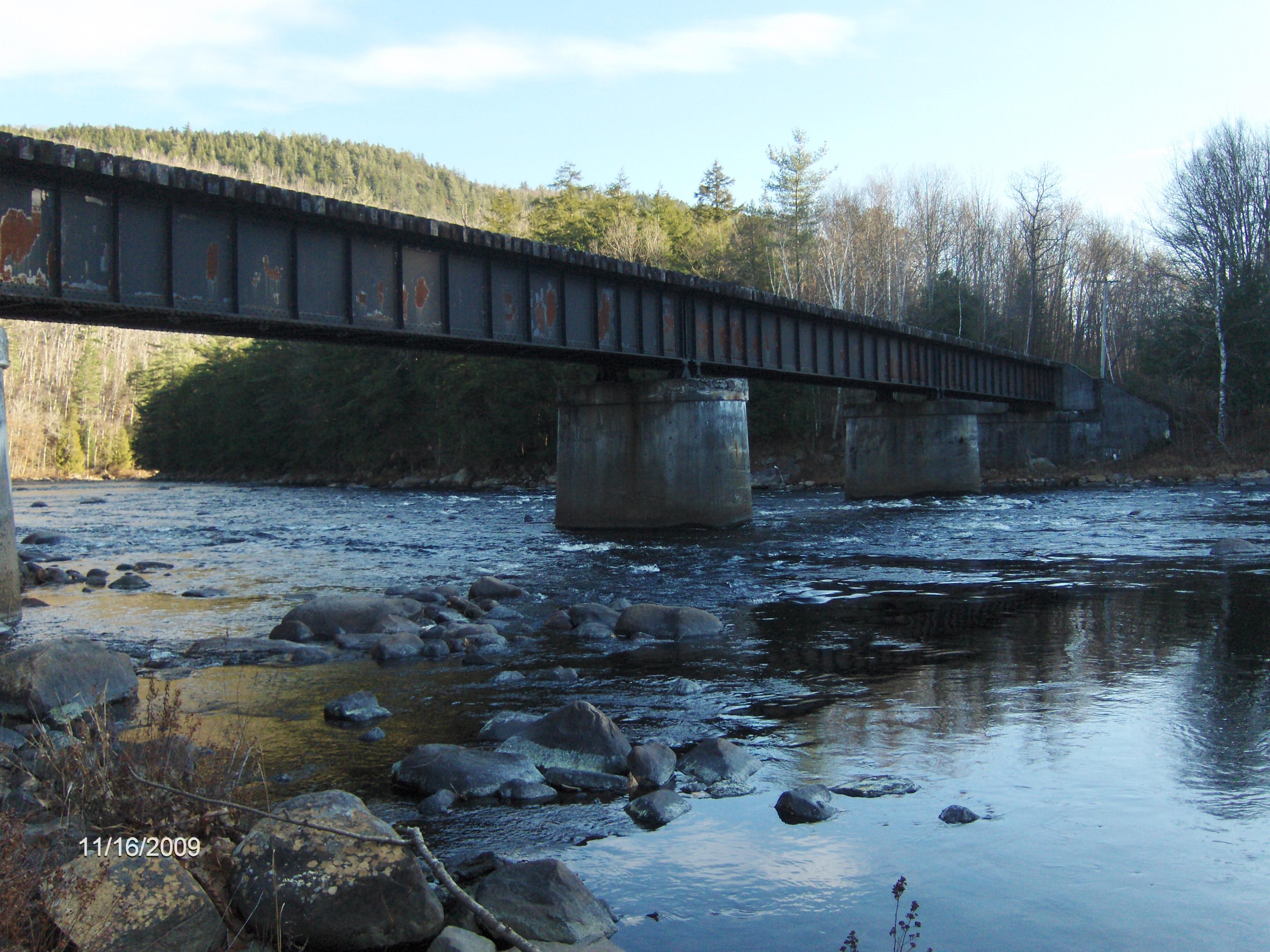 Delaware & Hudson RR Bridge