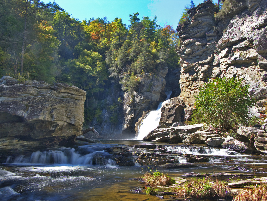 linville falls nc my north carolina bucket list pinterest. Black Bedroom Furniture Sets. Home Design Ideas