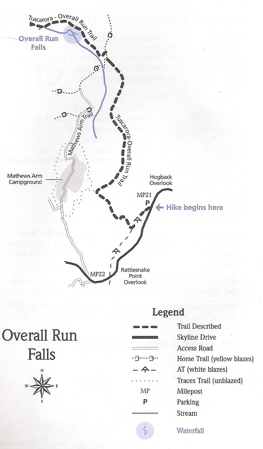 Overall Run Falls