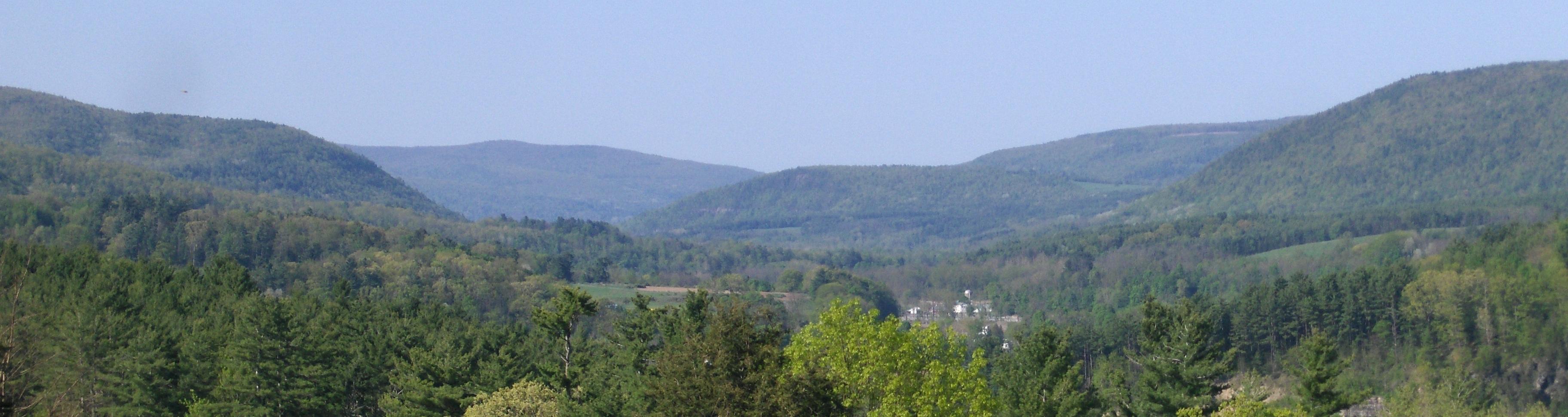 Hiking in Schoharie Countyschoharie county