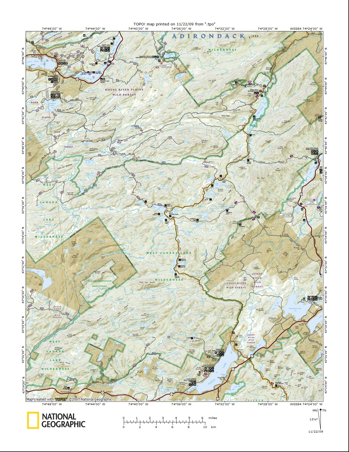 canadian wilderness map coloring pages - photo#35